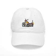 Custom Hardtail Chopper Cap