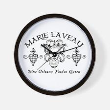 Marie Laveau Wall Clock
