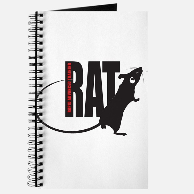 Cute Rat farm Journal