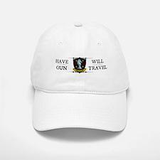 Have Gun Baseball Baseball Cap