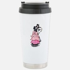 Girly Schnauzer Travel Mug
