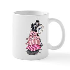 Girly Schnauzer Mug