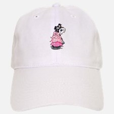 Girly Schnauzer Baseball Baseball Cap