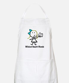 Book - Wicked Smaht Apron