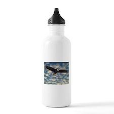 Unique Flap Water Bottle