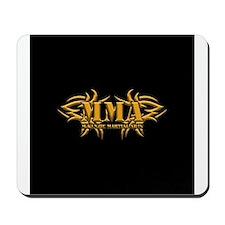 MMA Logo - Gold Mousepad