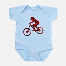 Unique Downhill Infant Bodysuit