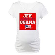 JFK as hot as OBAMA Shirt