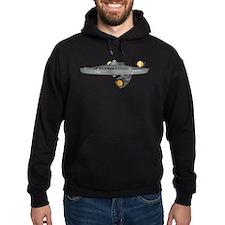 USS Enterprise Hoodie