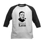 Latin Kids Baseball Jersey