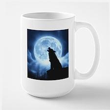 Cries of the Night Large Mug