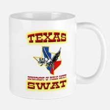 Texas DPS SWAT Mug