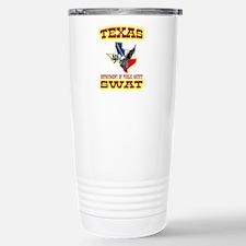 Texas DPS SWAT Travel Mug