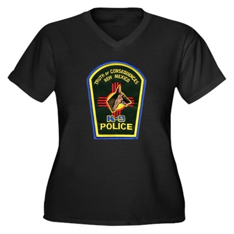 Truth or Consequences PD K9 Women's Plus Size V-Ne