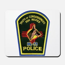 Truth or Consequences PD K9 Mousepad