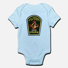 Truth or Consequences PD K9 Infant Bodysuit