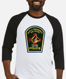Truth or Consequences PD K9 Baseball Jersey