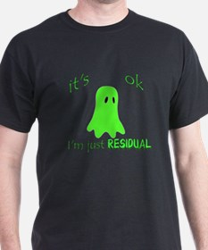 Just Residual Ghost T-Shirt
