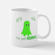 Just Residual Ghost Mug
