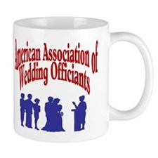 American Assn Wedding Officiants Mug