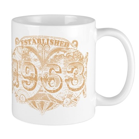 Established 1963 Mug