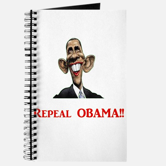 Repeal Obama! Journal