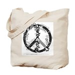 "Week 3 / ""52 Weeks of Peace"" Tote Bag"