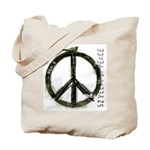 "Week 21: ""52 Weeks of Peace"" Tote Bag"