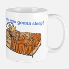 CBr Where you gonna sleep Mug