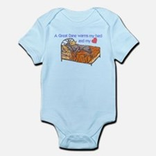CBlu warm my heart Infant Bodysuit