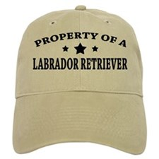 Property of Lab Baseball Cap