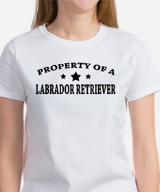 Property of Lab Tee
