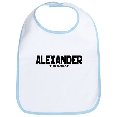 the bisexual Alexander great