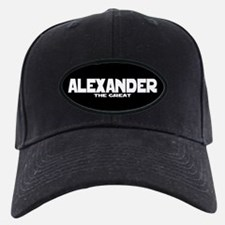 Alexander the Great Baseball Hat