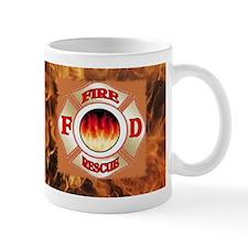 Cute Paramedic firefighter Mug