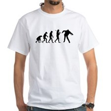 The Evolution Of Zombies Shirt