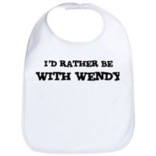 With Wendy Bib
