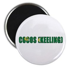 Cocos (Keeling) Magnet