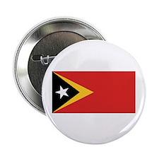 "East Timor Flag 2.25"" Button (10 pack)"