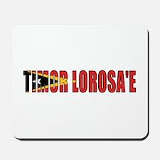East Timor Mousepad