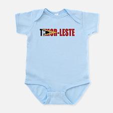 East Timor (Port.) Infant Bodysuit