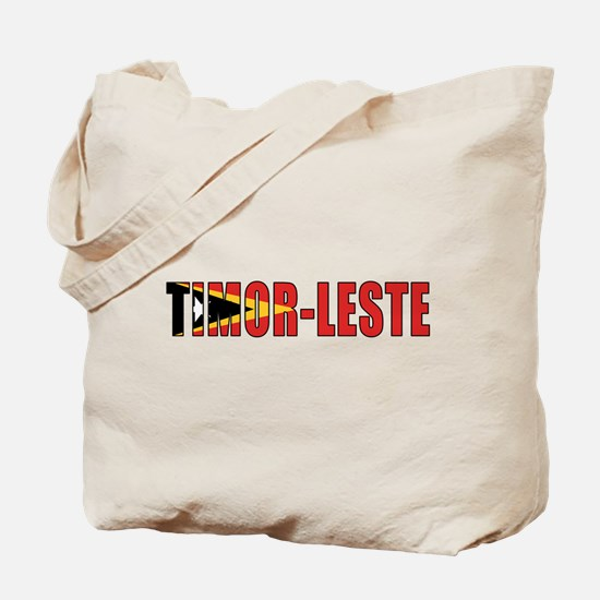East Timor (Port.) Tote Bag