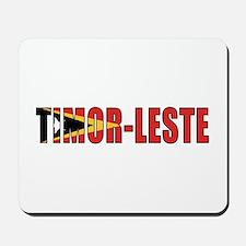 East Timor (Port.) Mousepad