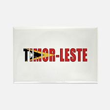 East Timor (Port.) Rectangle Magnet (10 pack)