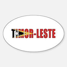 East Timor (Port.) Decal
