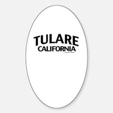 Tulare Decal