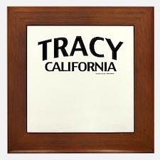 Tracy Framed Tile