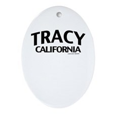 Tracy Ornament (Oval)
