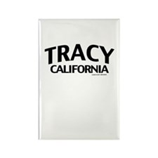 Tracy Rectangle Magnet