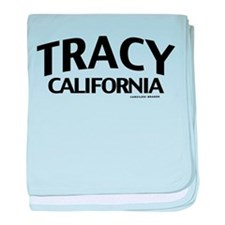 Tracy baby blanket